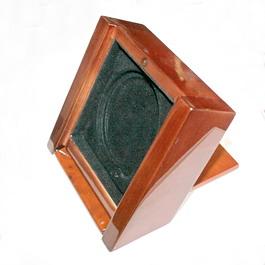 Коробка деревянная карельская береза