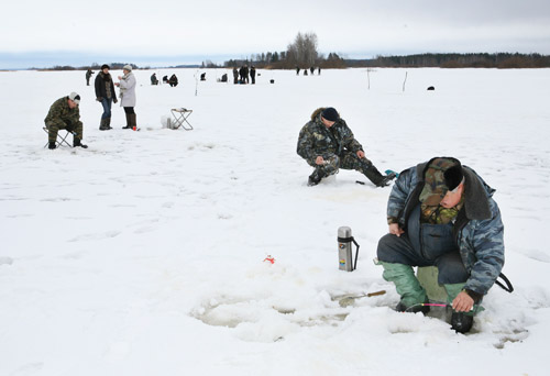 прогноз рыбалки ядрин