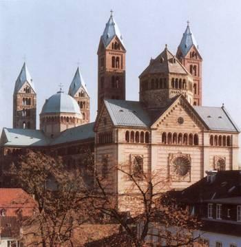 романский собор