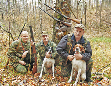 2009 охота и рыбалка в тверской области