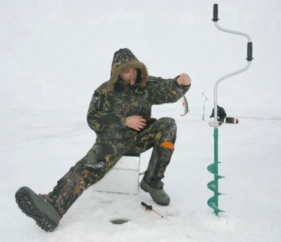 манка для рыбалки зимой