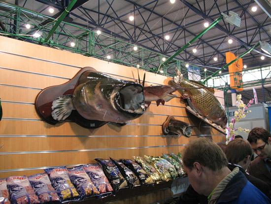 выставка рыболовный туризм