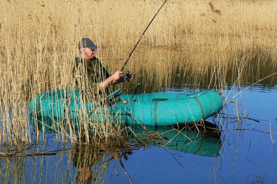 как заинтересовать собой рыбака