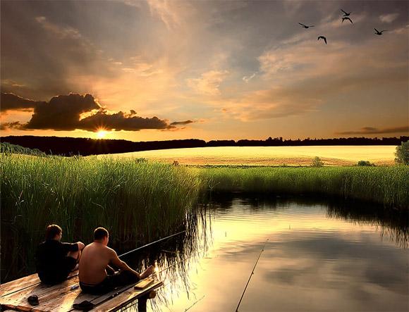 Влияние луны на клев рыбы, Клев рыбы, когда клюет рыба, влияние погоды на клев, влияние луны на клев, влияние солнца на клев, когда клюет сазан, когда клюет щука, когда клюет плотва