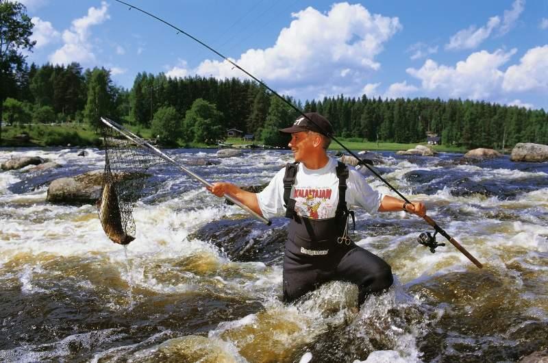 спортивная рыбалка в англии