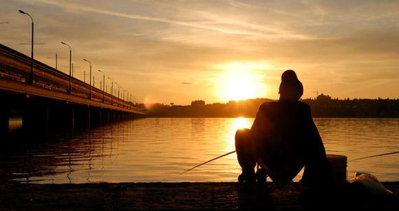 где клюет рыба в калининграде