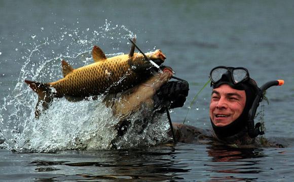 статьи о подводная рыбалка
