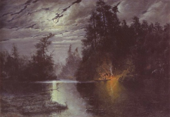 1000 Images About Landscapes Paintings On Pinterest