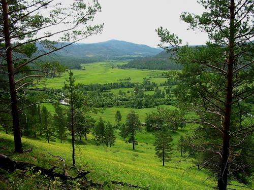 Алханай Национальный парк