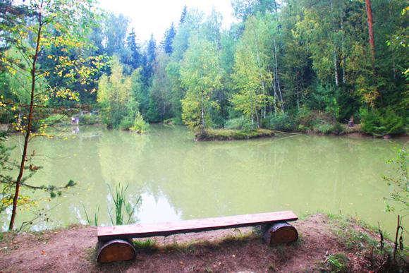 отдых на природе с рыбалкой в подмосковье