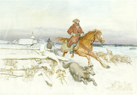 Картина Д.Никонова
