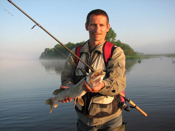 рыбалка любительская по самарской
