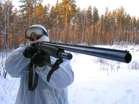 ружьё мр-153 фото
