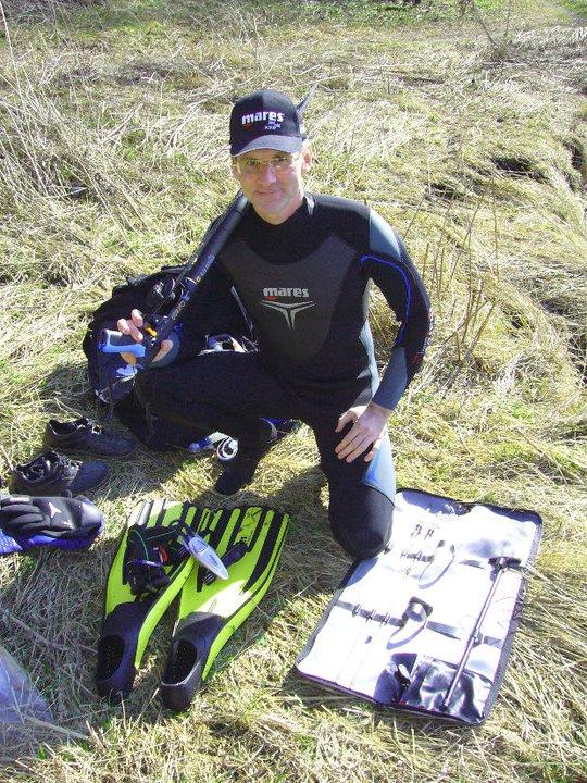 Подводная охота на Волге, подводная охота, подвох