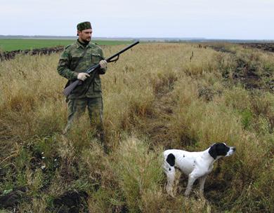 закон об охоте