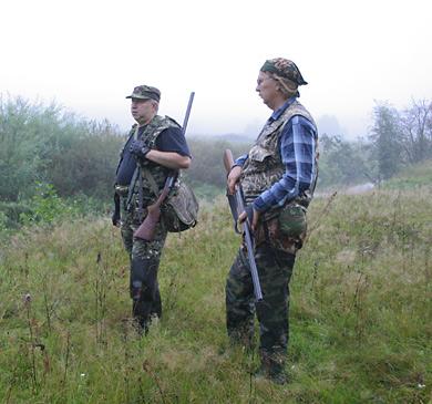 Правила коллективной охоты
