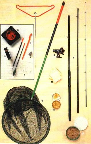 Поплавочная ловля в восьми частях - Дейв Купер