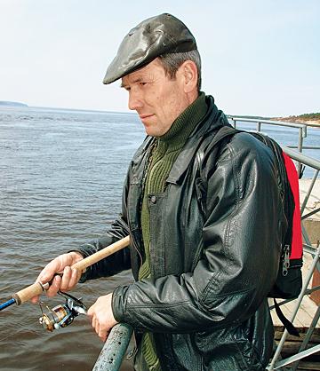 рыбалка, спининг