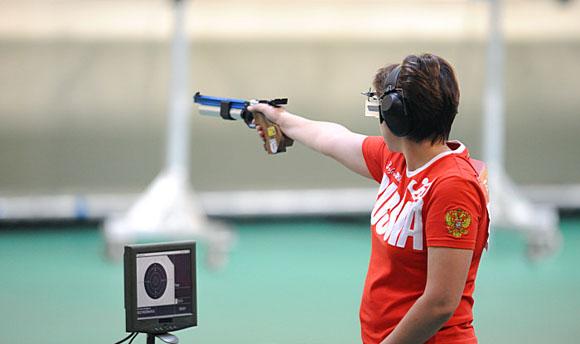 Картинка стрельба из пистолета соревнования