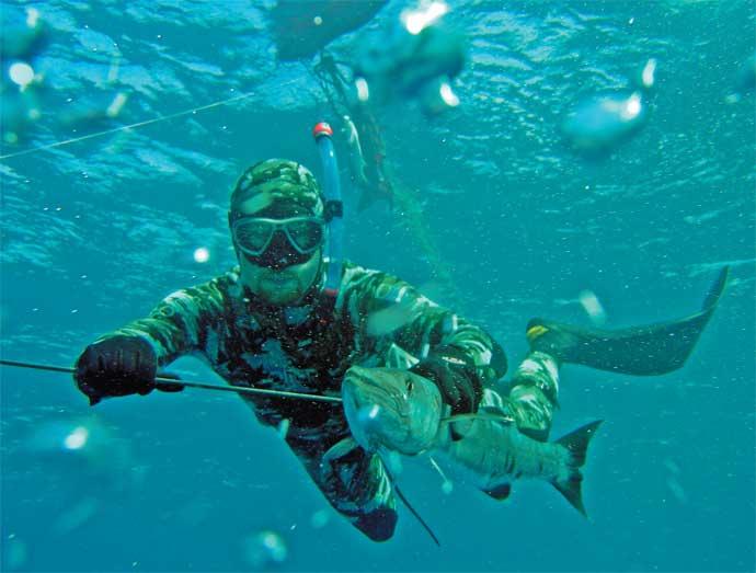 Какие подвохи ждут подвоха: О безопасности для подводного охотника