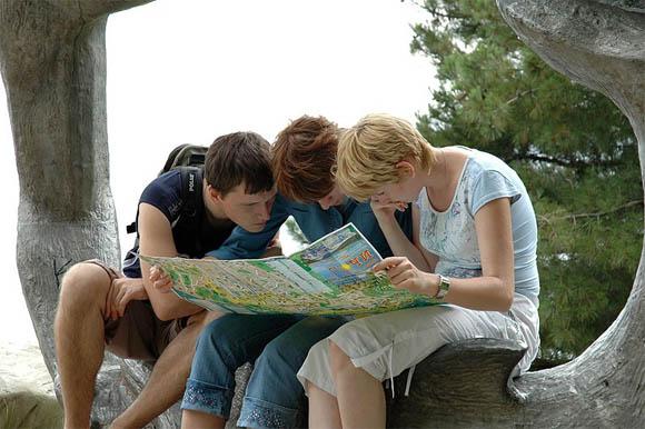 Куда поедет большинство туристов в 2010 году?