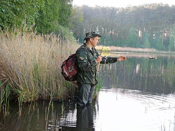 Плотва: способы и техника ловли