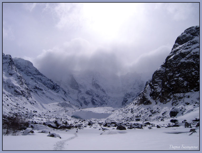 Приэльбрусье Национальный парк