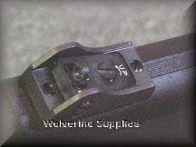 Прицел ghost ring на ружье Valtro PM-5