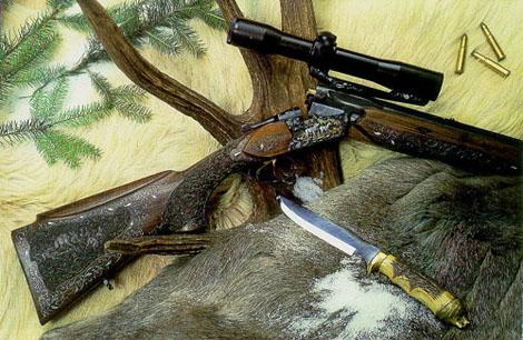 Охота в Тюменском районе 2010