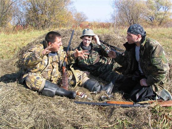 Красноярский край: изменены правила  промысловой охоты