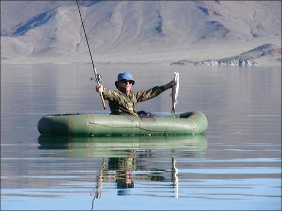 Законность платной рыбалки в Хакассии определит суд