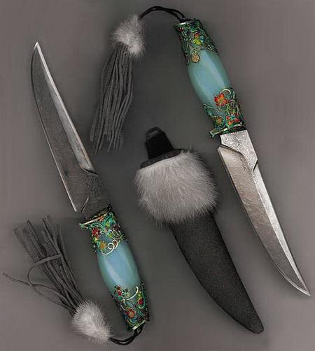 холодное оружие, охотничьи ножи, гильдия тульских оружейников