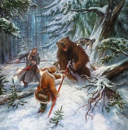 русские охотничьи традиции