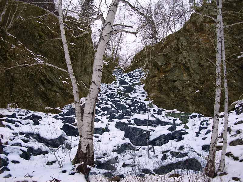 Башкирия Национальный парк