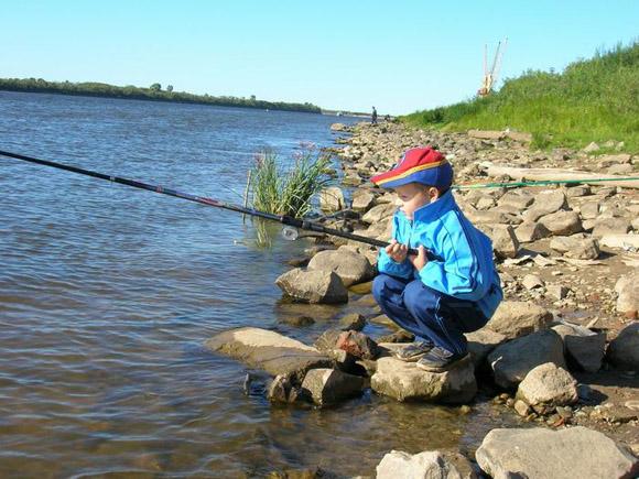 юные уральские рыбаки поймали карпов на 500 кг