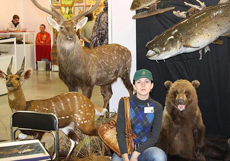 «Охота. Рыбалка. Отдых. Осень-2008», охота, рыбалка, отдых, туризм, банк, благотворительность 626-22-06