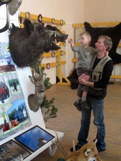 V     специализированная выставка «Охотничий мир России-2010» в Тамбове