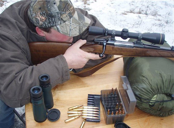 калибр 223 для охоты