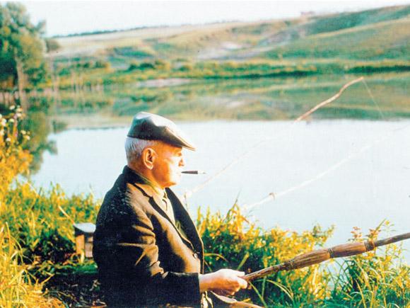 Михаил Шолохов. С пером, удочкой и ружьем