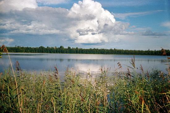 Озеро Эрикша