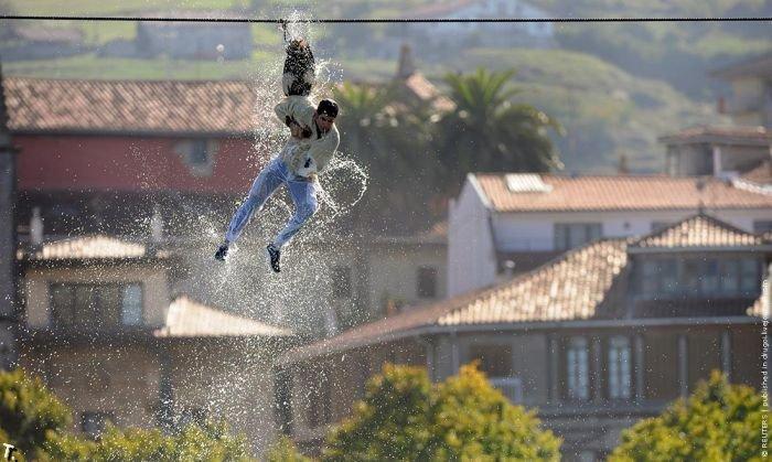 День гусей в Испании