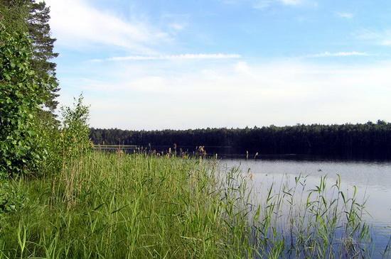 озеро женское