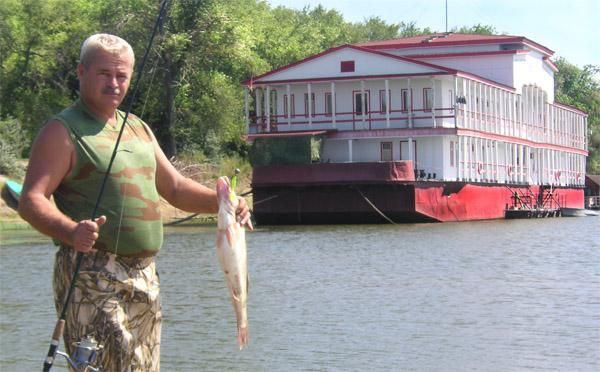 Рыбалка на Волге в Тверской области