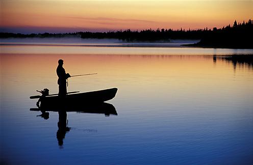 Английские ученые доказали пользу рыбалки