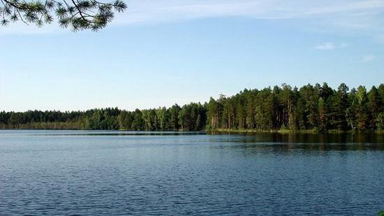Озеро Карасьяр