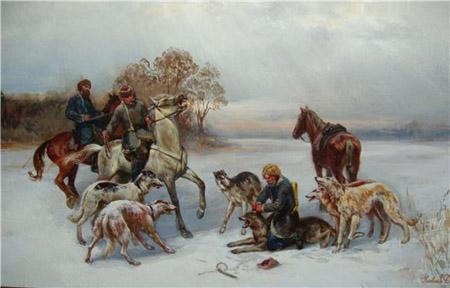 художник Денис Никонов, картины Дениса Никонова