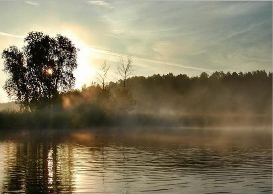 Озеро Огибное