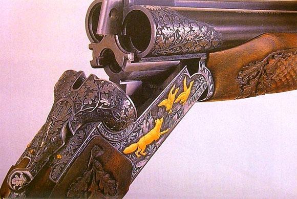 апрель 2010 год в Саранске найден тайник незаконного оружия