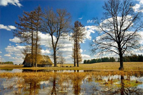 В зону подтопления в Татарстане могут попасть 240 населенных пунктов