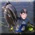 подводная охота на Волге, на Раскатах, в Астрахани